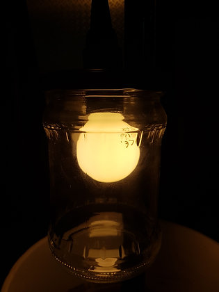 Einmach-Licht