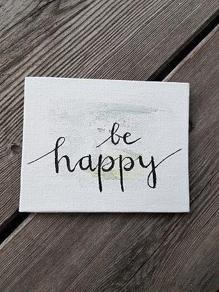 Magnet be happy