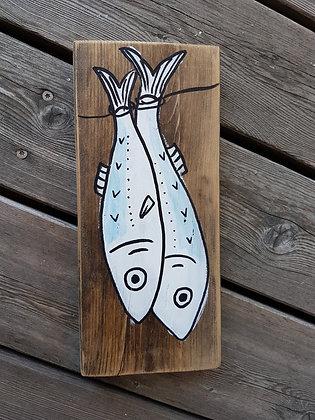 Fishing Topfuntersetzer