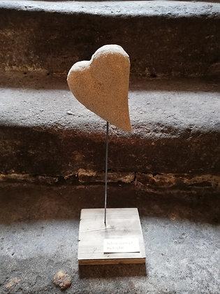 Herz mit Sand | klein