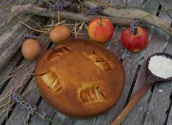 Quatre-Quart aux pommes
