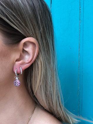 Boucles d'oreilles COCCI