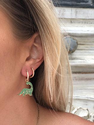 Boucles d'oreilles DINO