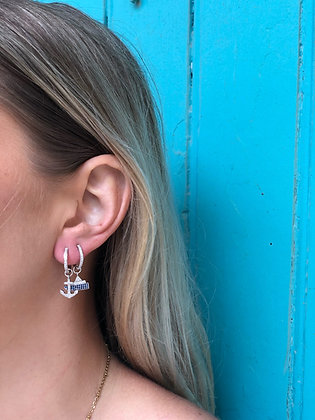 Boucles d'oreilles ISSEO