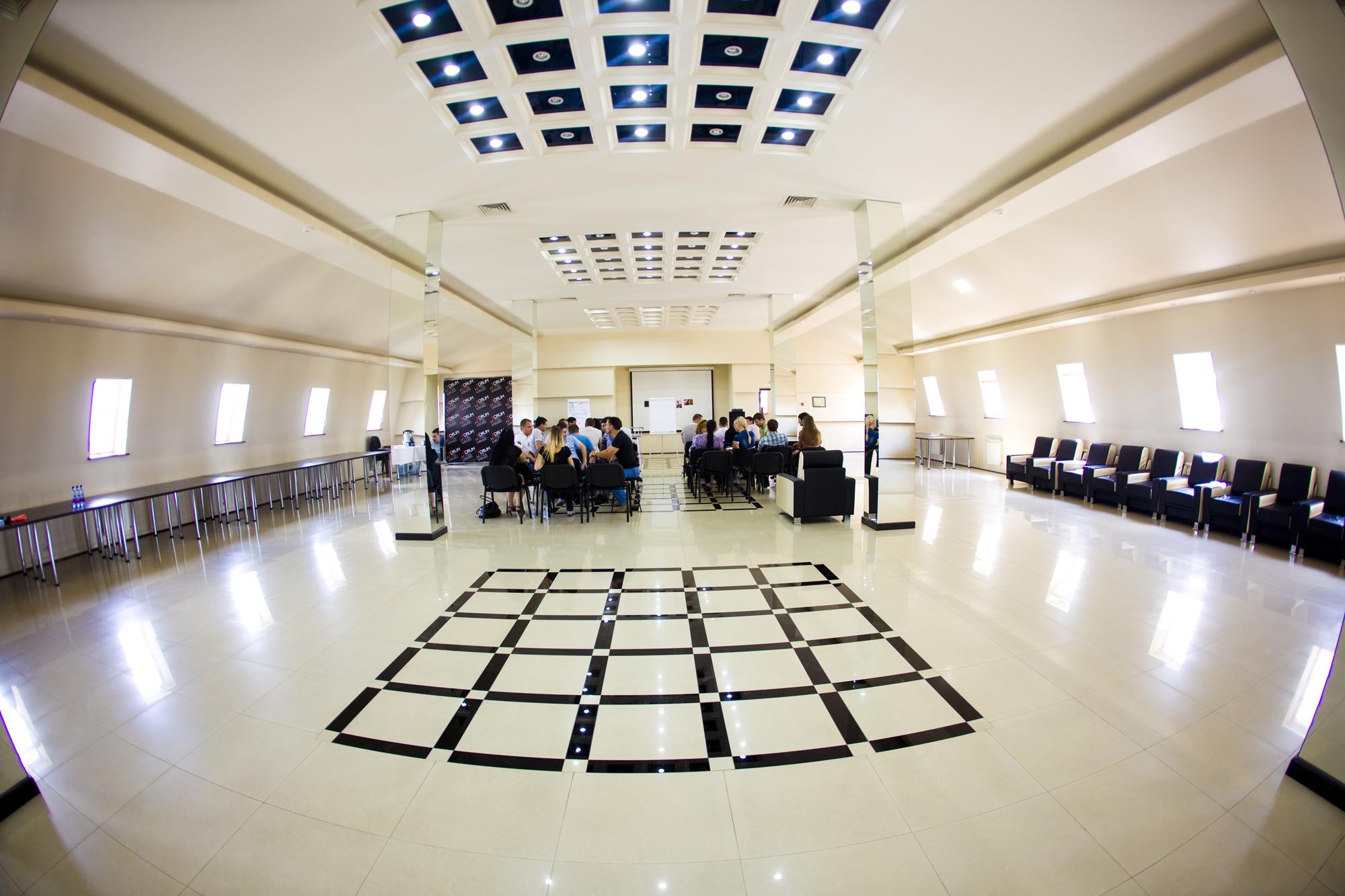 Гостиница с конференц залом краснодар