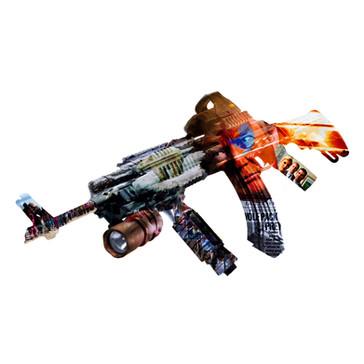 ORGANISED SCUM - Machine Gun the Breeze (KAL00007S) (2017)