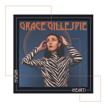 GRACE GILLESPIE - Human (Heart) (KAL00029S)