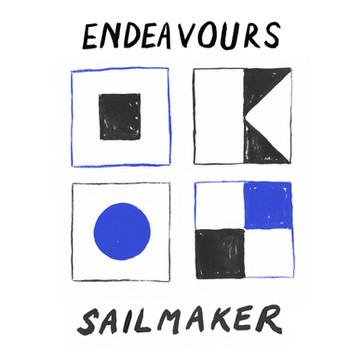 SAILMAKER - Endeavours EP (KAL00007E)