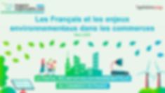 Graphiques Etude Environnement