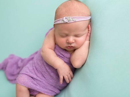 Ridley Scott | Newborn Session