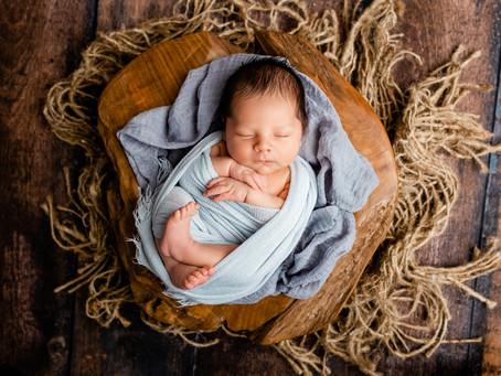 Leo | Newborn