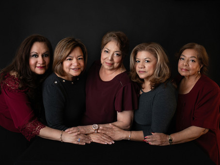 Mejia Sisters | Family Portraits