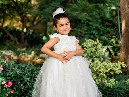 Giselle | Baptism