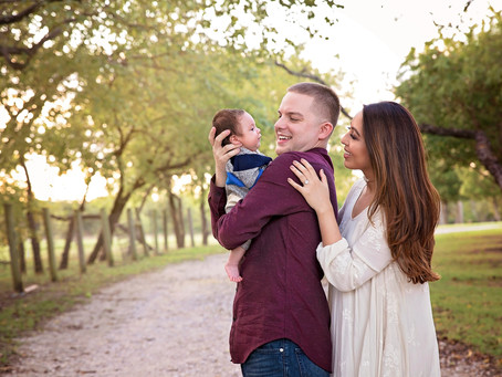 Stacy & Michael | Family Session