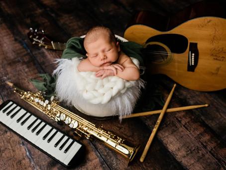 James Stephen | Newborn