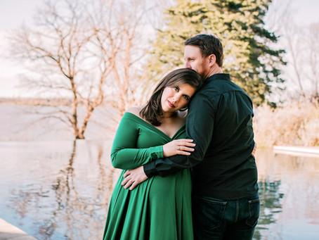 Rachel & Josh | Maternity