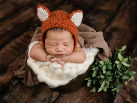 Shawn Thavilyati | Newborn