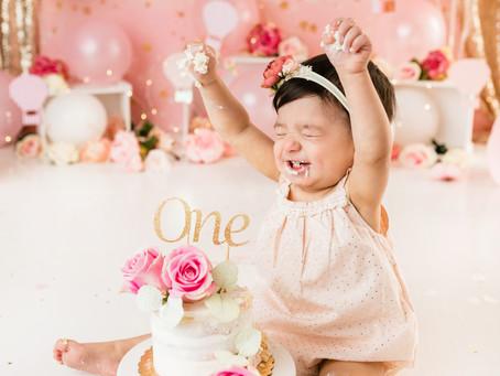 Elliana | Cake Smash