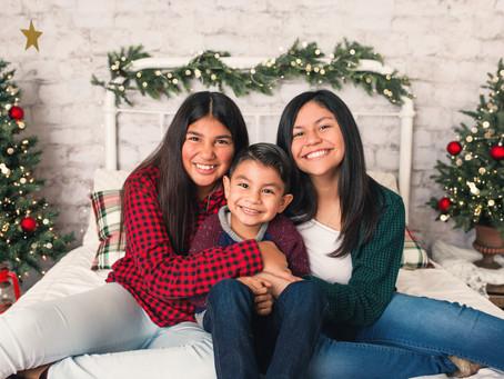 Valdez Family | Christmas