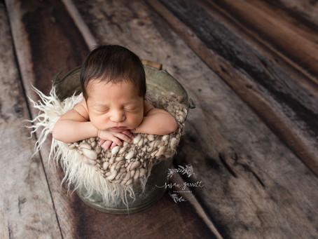 Miguel Angel | Newborn