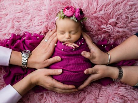 Jennifer Aleman | Newborn