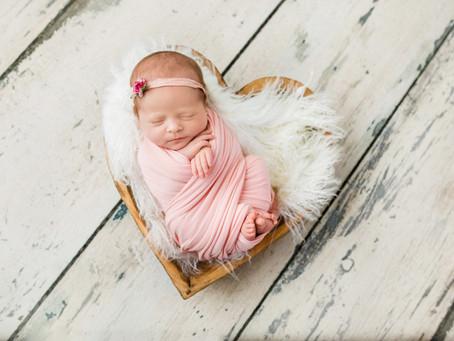Briana Nicole | Newborn
