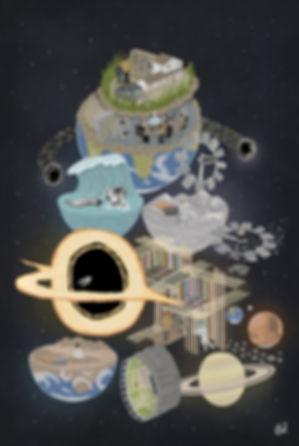 61x91 Sci-Fi Stories Interstellar.jpg