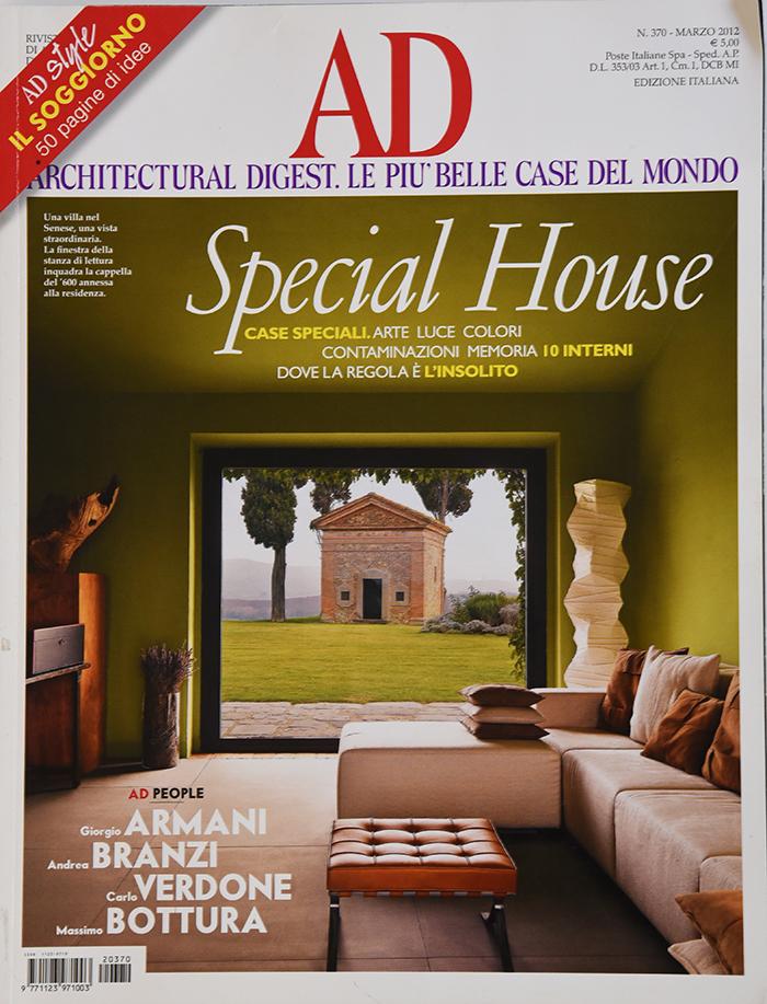 Mar 2011 | AD Italia
