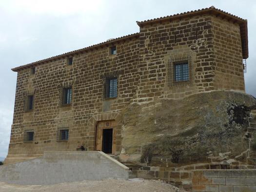 Castillo de Corvinos