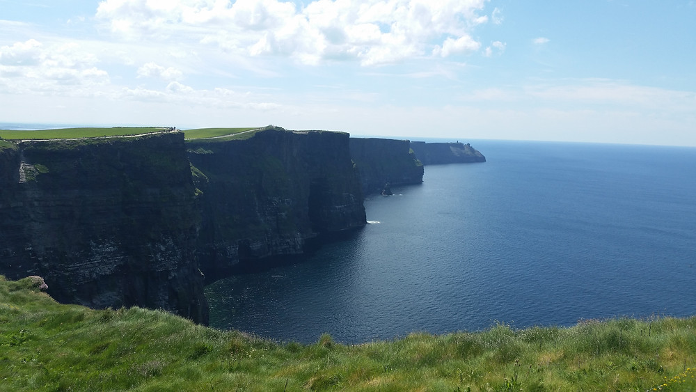 Cliffs of Moher, Ireand