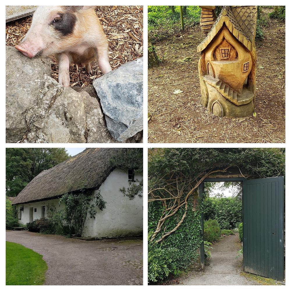 Bunratty Folk Park, Ireland