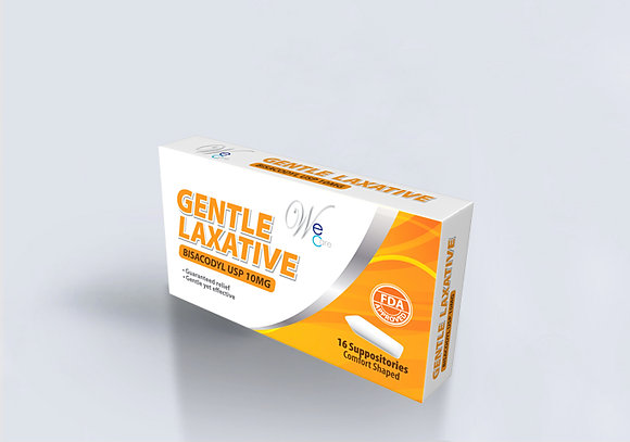 We Care Gentle Laxative