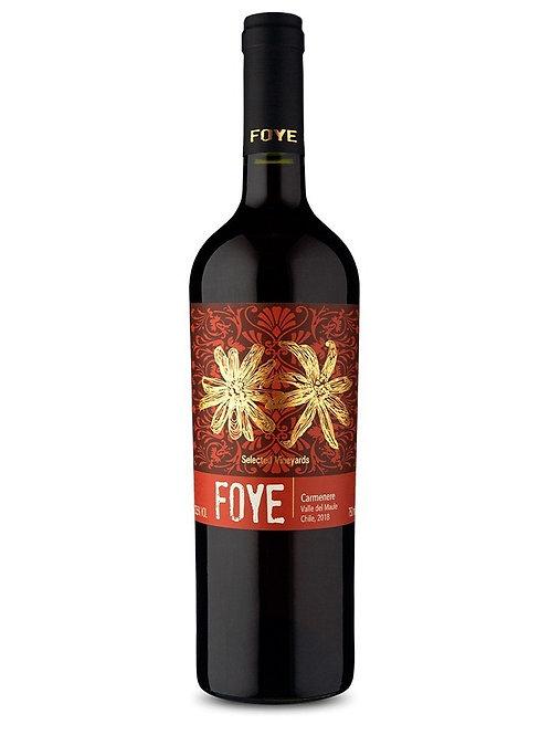 Vinho Tinto Foye Reserva Carmenere 2019 Chile