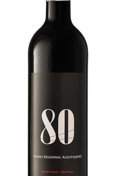 Vinho Tinto 80 Alentejano
