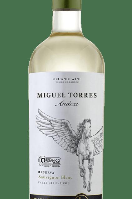 Vinho Tinto Organico Miguel Torres Andica Sauvignon Blanc