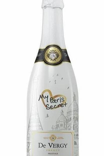 Espumante De Vergy Prestige Premium Ice Edition