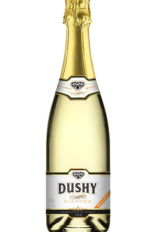 Espumante Dushy Diamond sem álcool  750ML