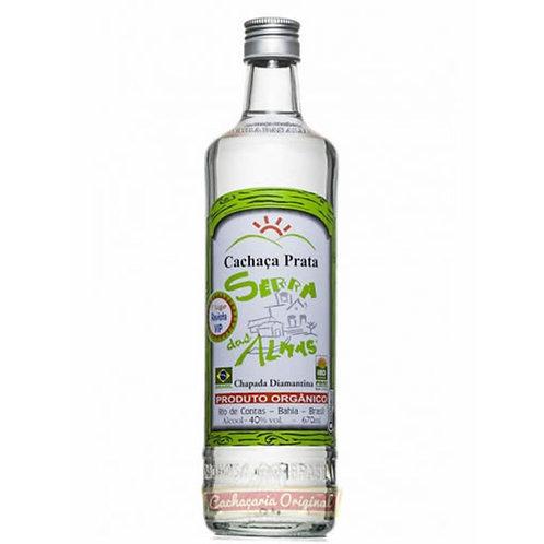 Cachaça Serra das Almas Prata 670 ml
