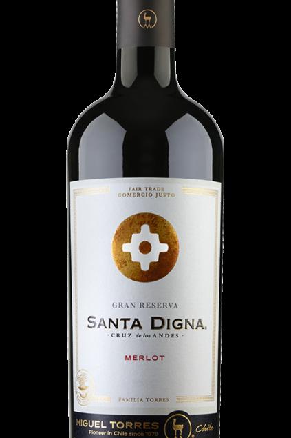 Vinho Tinto Miguel Torres Santa Digna Merlot Grand Reserva
