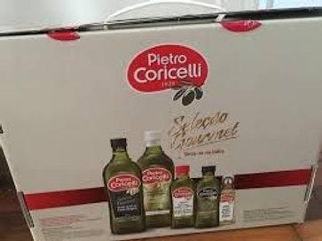 Kit de Azeites Extra Virgens Pietro Coricelli