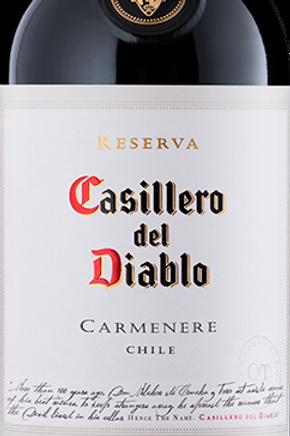 Vinho Tinto Seco Casillero Del Diablo Carmenere Chile