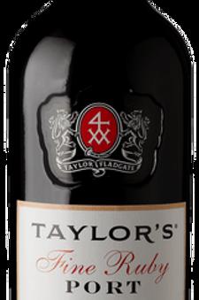 Vinho do Porto Taylors Ruby tinto