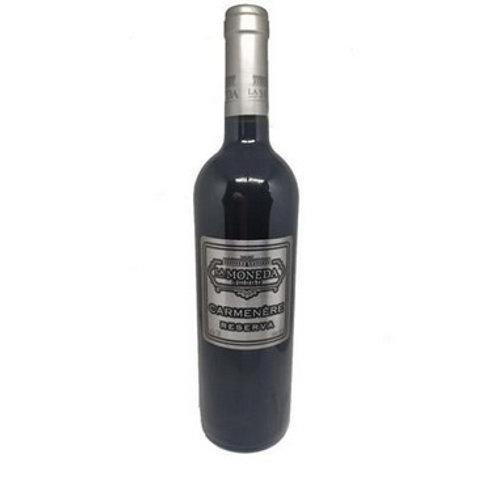 Vinho Tinto La Moneda Carmenere Reserva