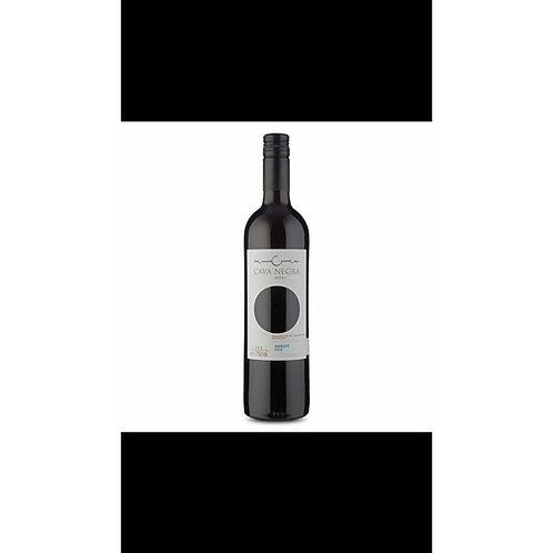 Vinho tinto Cava Negra Merlot