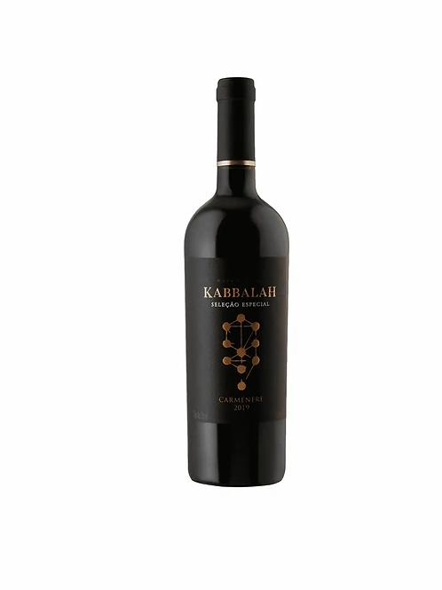 Vinho Tinto Kabbalah Carménère - Chile