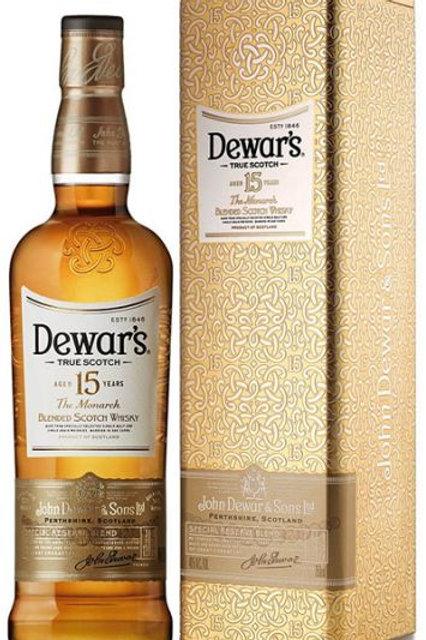 Whisky Dewar's 15 anos - Escócia