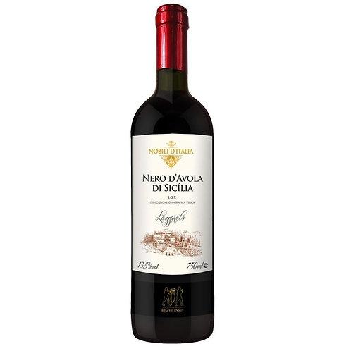 Vinho Tinto Nobili D'Italia - Nero D'Avola