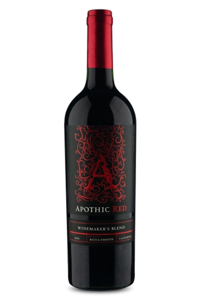 Apothic red blend californiano
