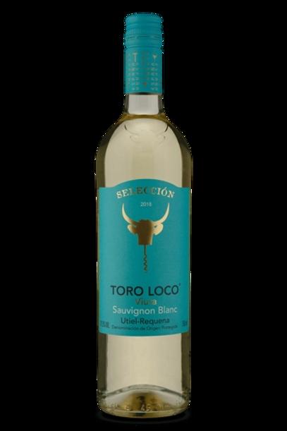 Vinho Branco Toro Loco D.O.P.  Viura Sauvignon Blanc