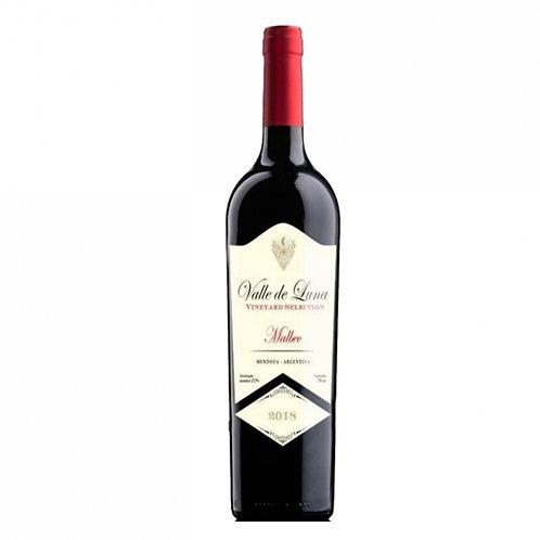 Vinho Tinto Valle de Luna Malbec Argentina